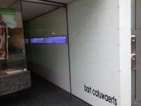 Ledstrips bij Optiek Bart Caluwaerts